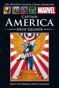 Hachette Marvel Collection 15: Captain America - Neue Gegner