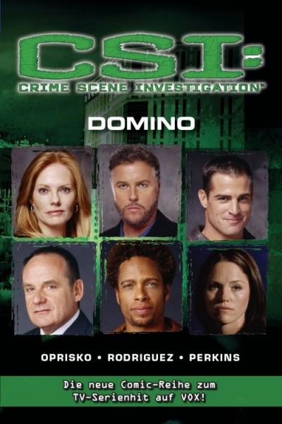 CSI: Crime Scene Investigation 2 - Dominos