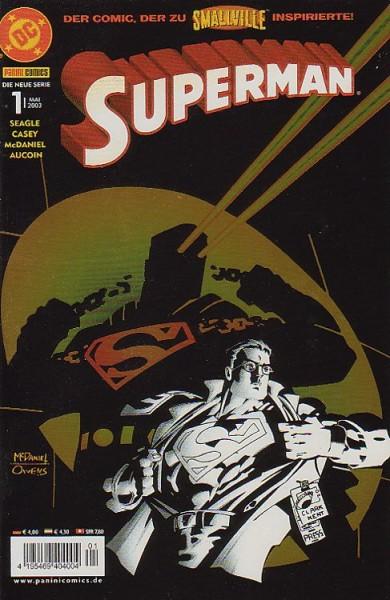 Superman: Die neue Serie 1