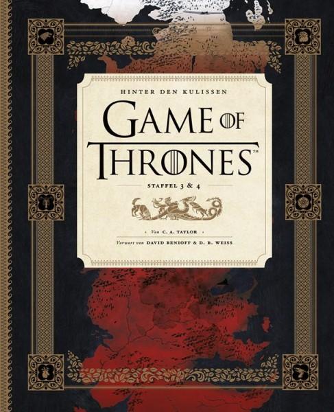 Hinter den Kulissen von Game of Thrones: Staffel 3 und 4