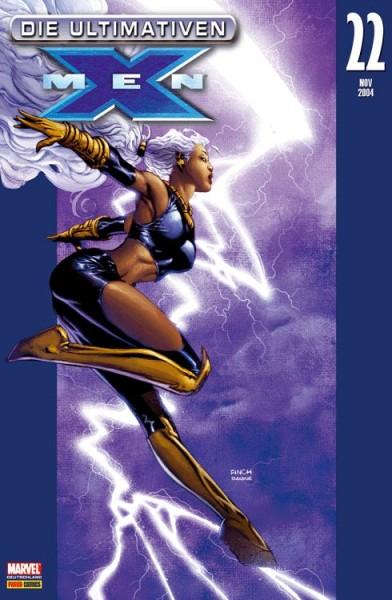 Die Ultimativen X-Men 22
