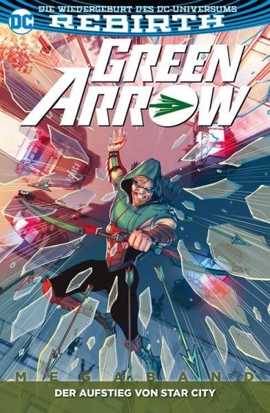 Green Arrow Megaband 2: Der Aufstieg von Star City