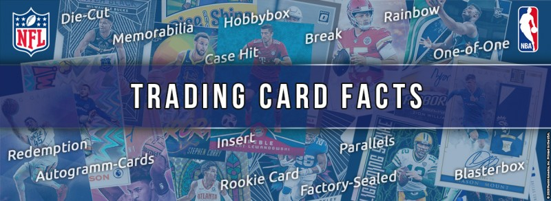 Panini - US Sport Trading Cards - Trading Card Facts