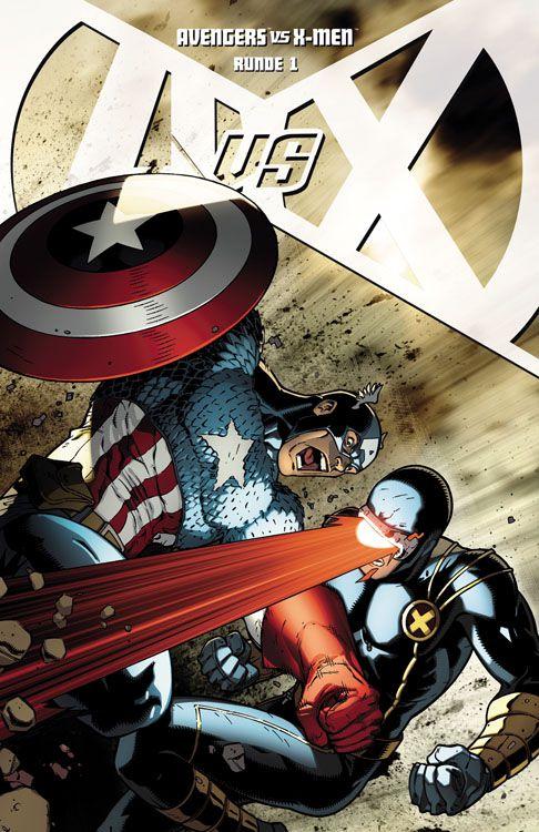 Avengers vs. X-Men 1 Avengers-Variant