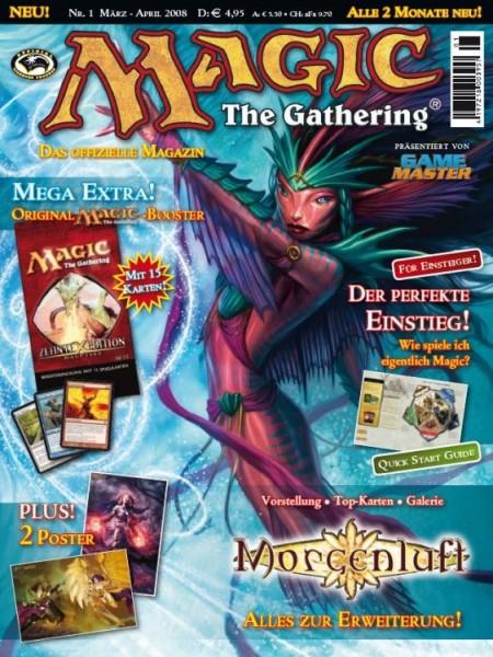 Magic: The Gathering - Magazin 1