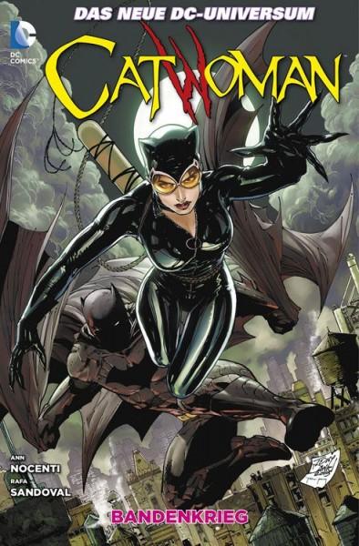 Catwoman 4 (2012): Bandenkrieg