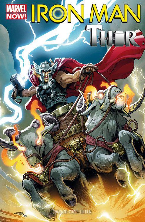 Iron Man/Thor 10 - Leipziger...