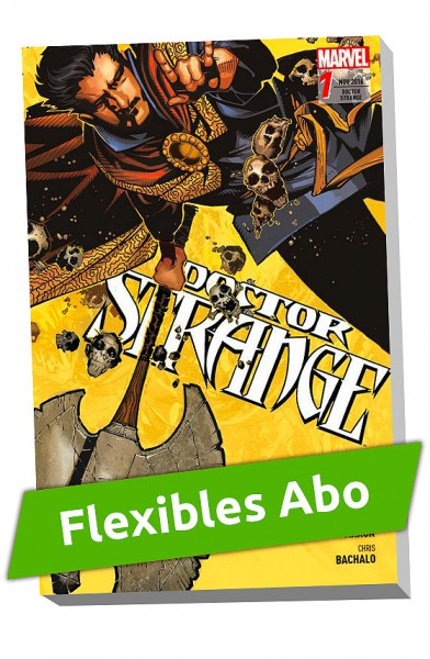 Flexibles Abo - Doctor Strange
