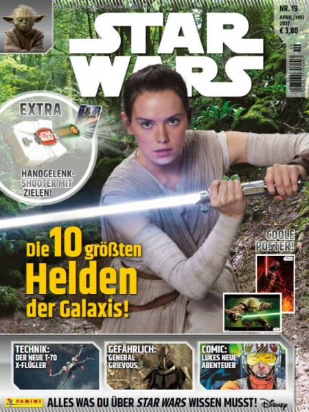 Star Wars - Magazin 19