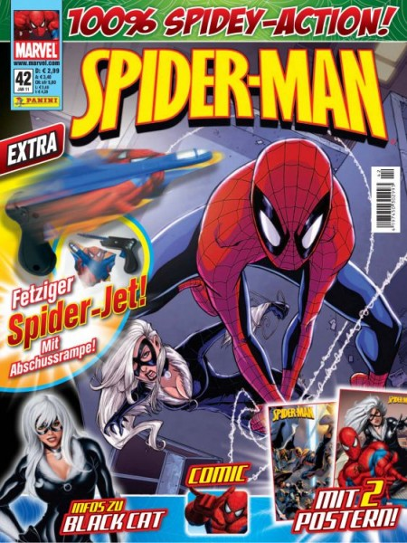 Spider-Man Magazin 42
