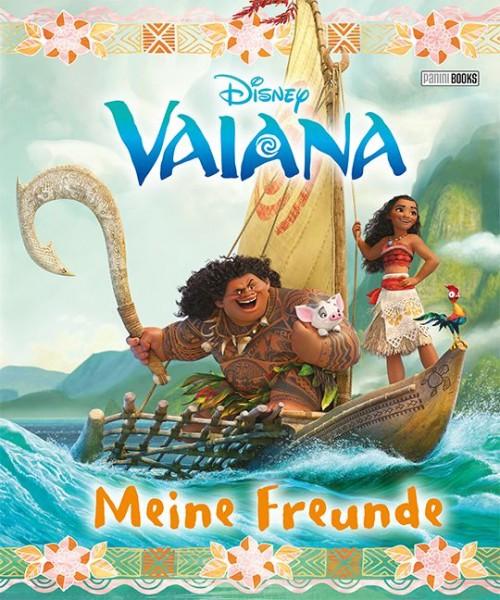 Disney: Vaiana - Meine Freunde