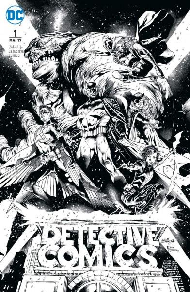 Batman: Detective Comics 1 Comic Con Stuttgart Variant
