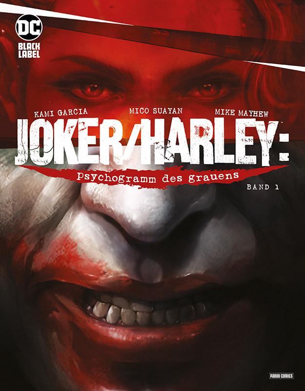 Joker/Harley: Psychogramm des Grauens 1