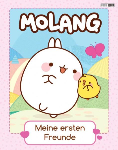 Molang - Meine ersten Freunde Cover