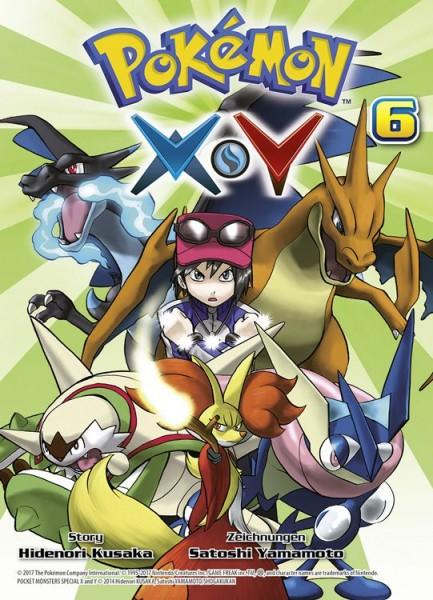 Pokémon X und Y 6