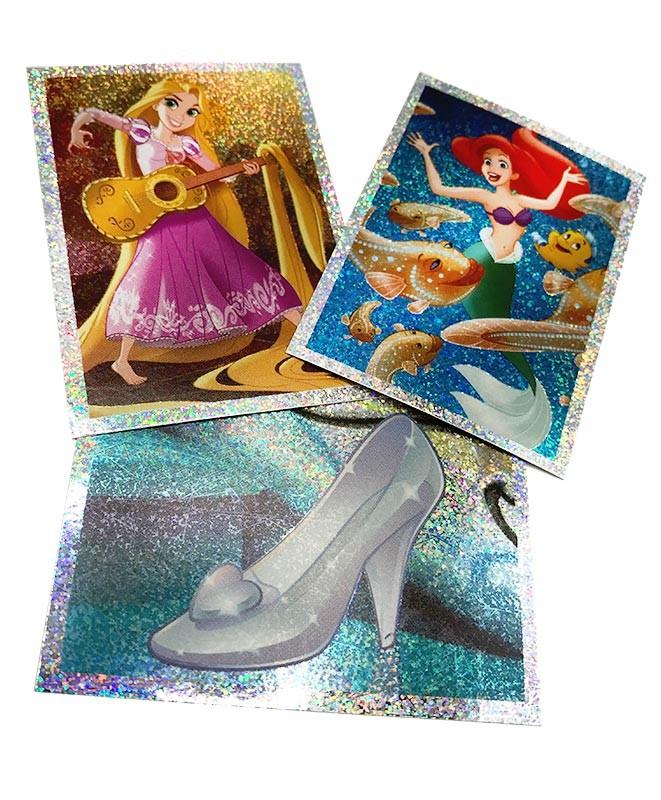 Disney Prinzessin - Das Herz einer Prinzessin Sondersticker