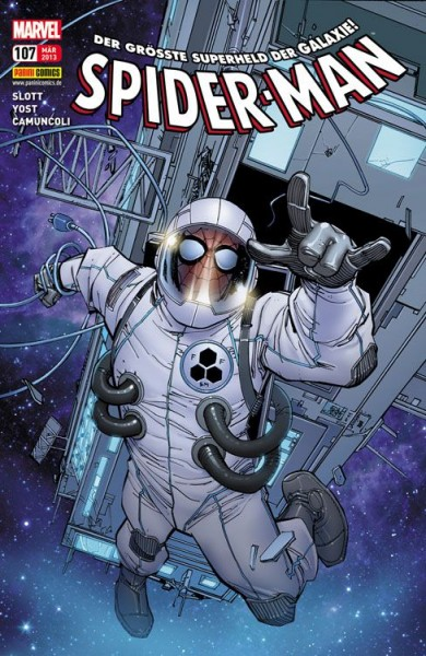 Spider-Man 107