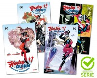 Harley Quinn: Knaller-Kollektion-Bundle