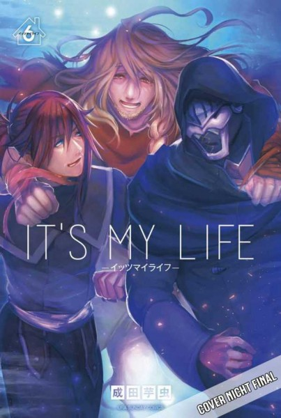 It's my Life 6 Cover