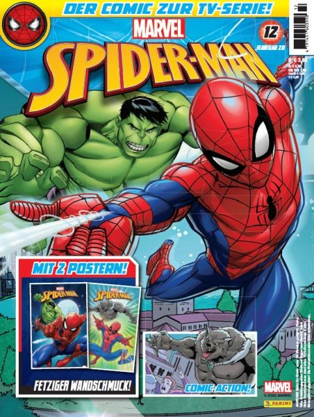 Spider-Man Magazin 12