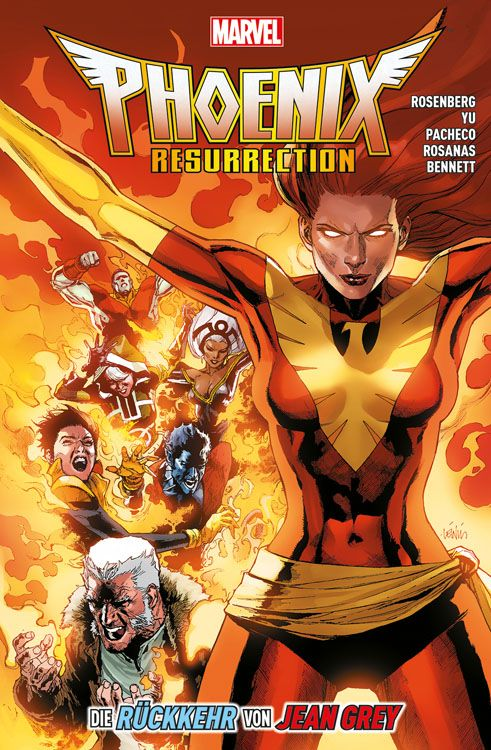 Phoenix Resurrection: Die Rückkehr...