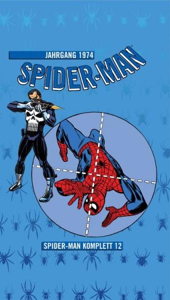 Spider-Man Komplett 12