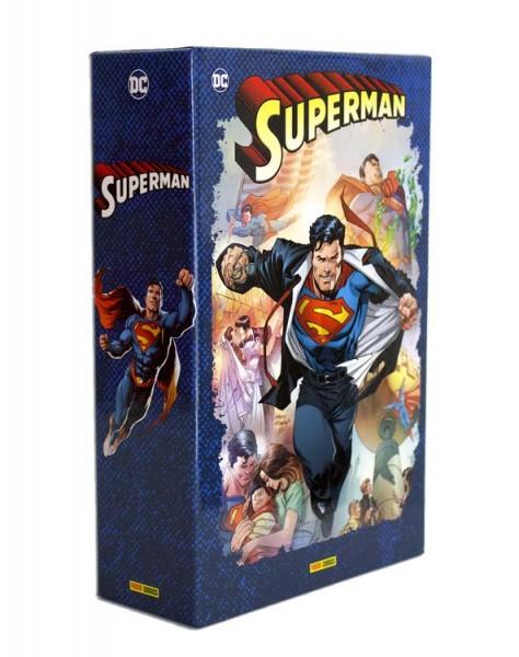 Superman Sammelschuber