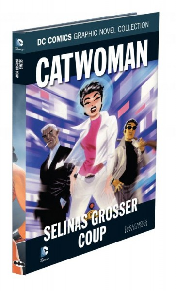 Eaglemoss DC-Collection 29: Catwoman - Selina Grosser Coup