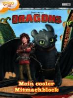 Dragons - Mein cooler Mitmachblock