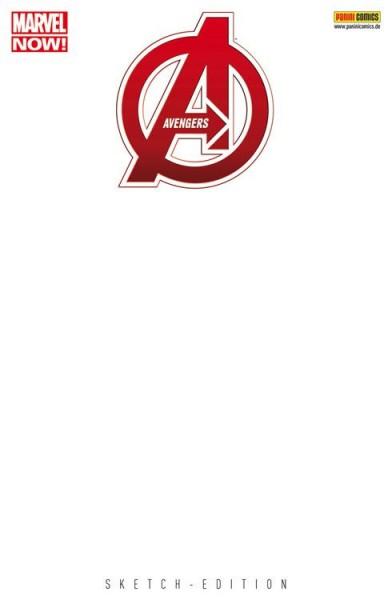 Avengers 27 (2013) Comic Action 2015 Variant