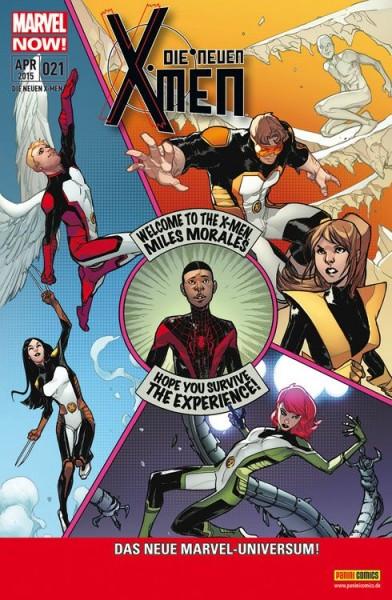 Die neuen X-Men 21