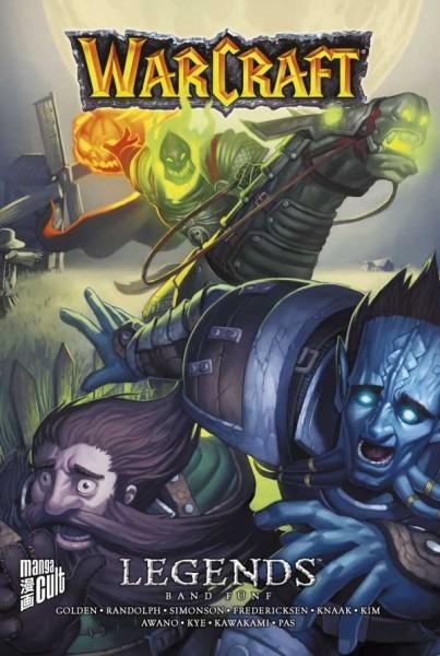 Warcraft Legends 5 Cover