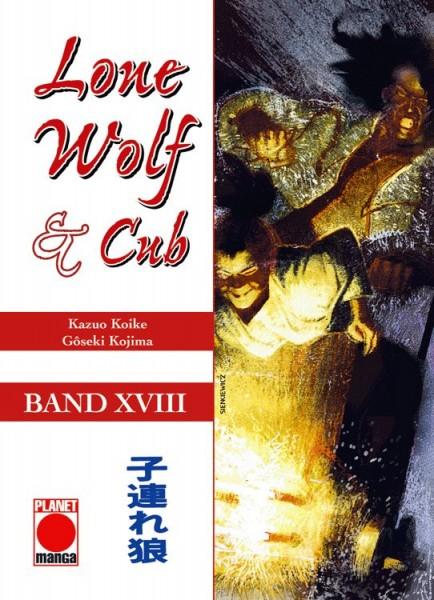 Lone Wolf & Cub 18