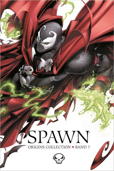 Spawn Origins Collection 7 Cover