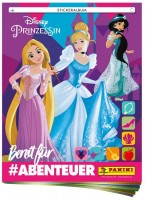 Disney: Prinzessinnen - Stickerkollektion – Album