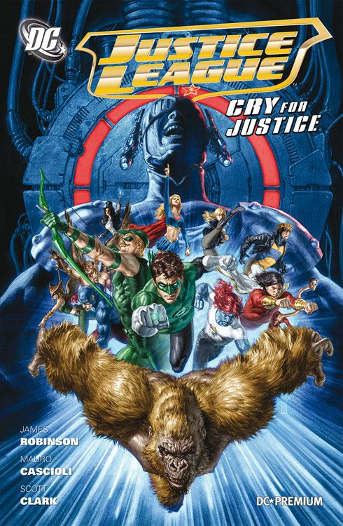 DC Premium 70 - Justice League - Cry...