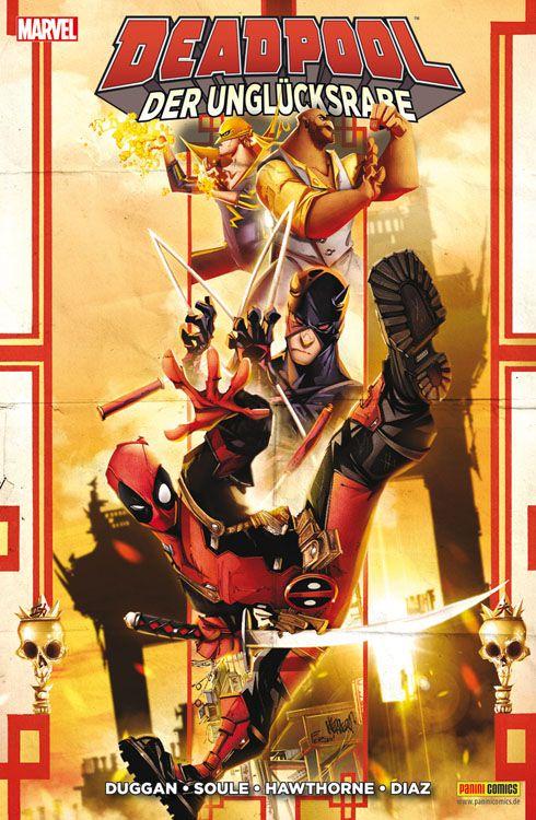 Deadpool: Der Unglücksrabe