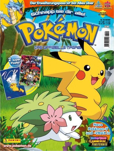 Pokémon Magazin 154