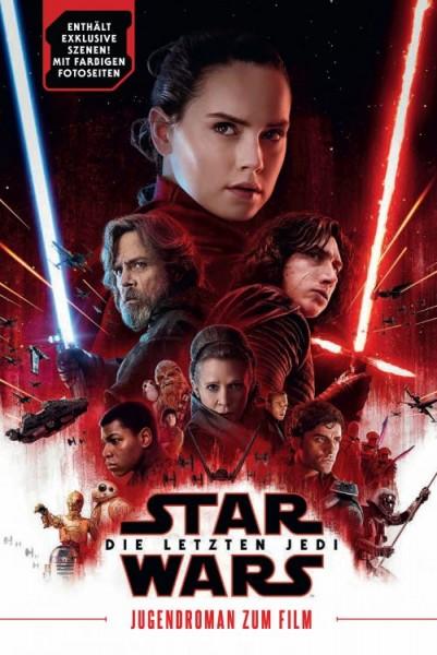 Star Wars - Die letzten Jedi - Jugendroman zum Film