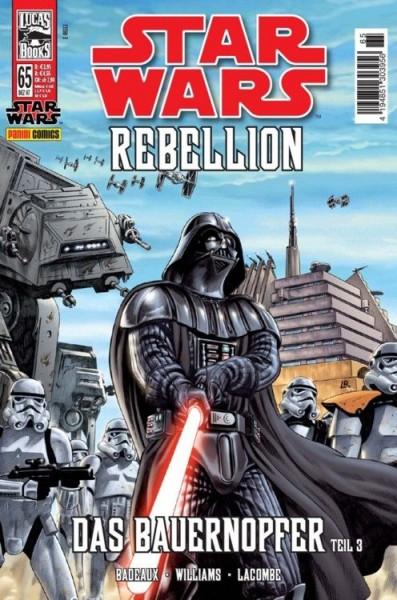 Star Wars 65: Dark Times 5/Rebellion 8