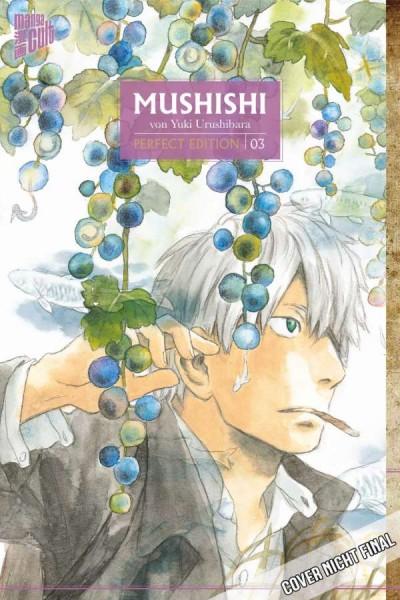 Mushishi 3 Cover