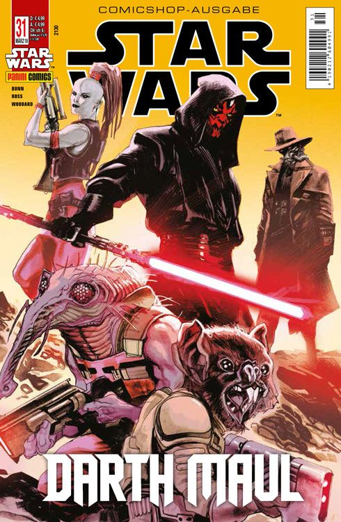 Star Wars 31: Darth Maul...