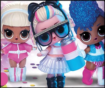 L.O.L. Surprise! Fashion Fun – Stickerkollektion