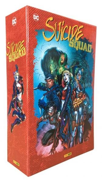 Suicide Squad Sammelschuber