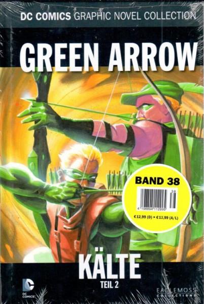Eaglemoss DC-Collection 38: Green Arrow - Kälte 2