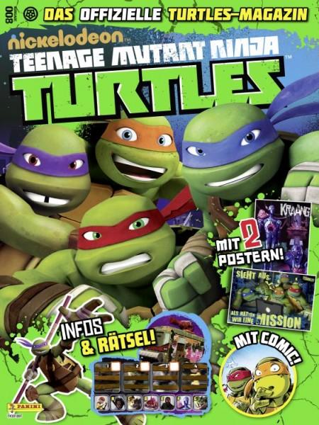 Teenage Mutant Ninja Turtles - Magazin 8