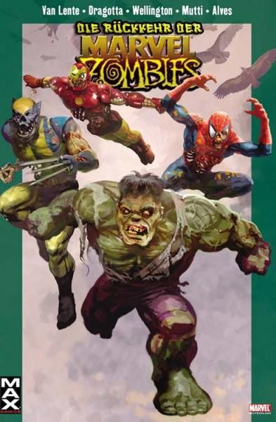 Max 36: Die Rückkehr der Marvel Zombies