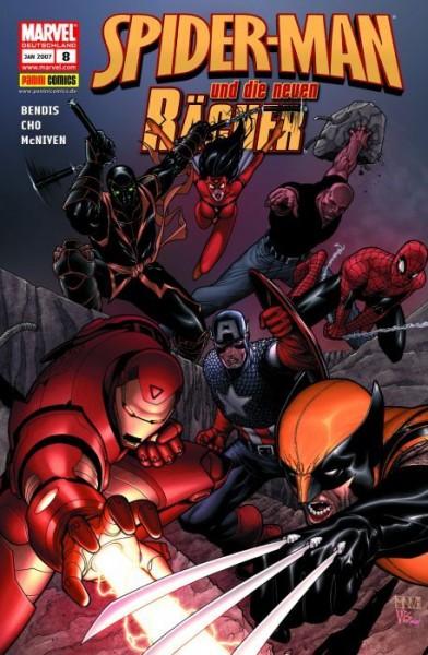Spider-Man & Die neuen Rächer 8