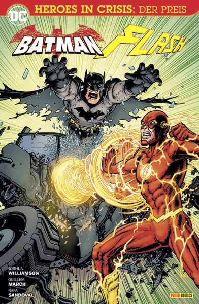 Batman/Flash Sonderband