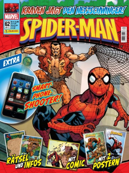 Spider-Man Magazin 62